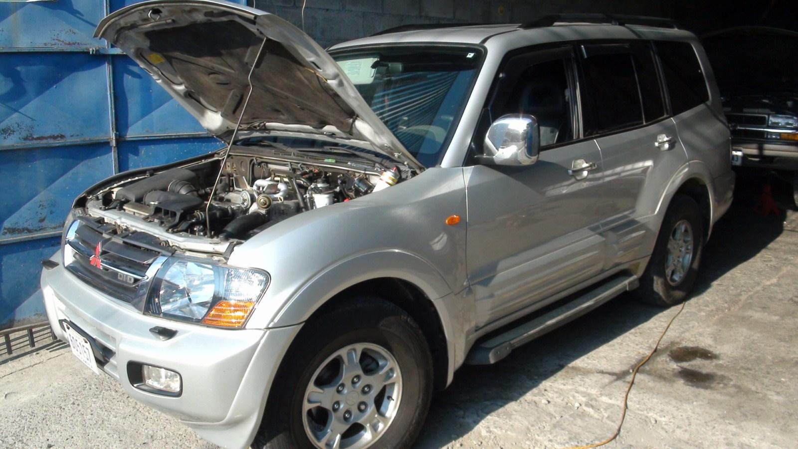 Se Al De Actuador En Bomba Diesel De Un Motor Mitsubishi 4m