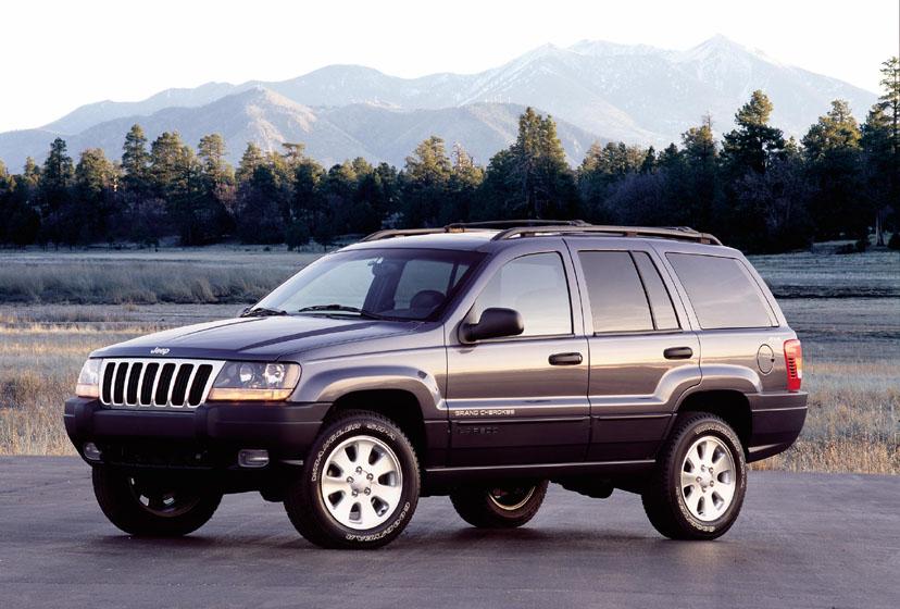 Grand cherokee 2001